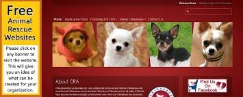 Design Your Own Welcome Home Banner by Web Design Portfolio Free Animal Rescue Websites