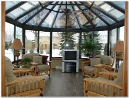 Sun Room Furniture Ideas by Four Season Sunroom Furniture Sunrooms Home Decorating Ideas