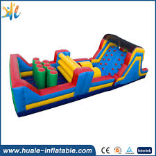 giant inflatable obstacle course giant inflatable obstacle course
