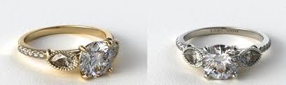 vintage square engagement rings vintage antique engagement rings our top 20 qosy