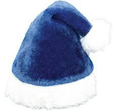 blue santa hat plush blue santa hat to do santa hat and santa