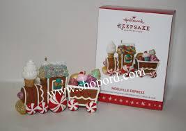 hallmark 2016 noelville express keepsake ornament club koc