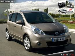 nissan note nissan note specs and photos strongauto