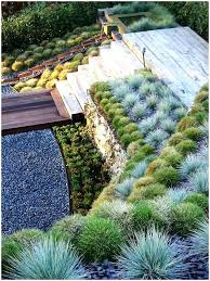 Backyard Slope Landscaping Ideas How To Landscape A Backyard Slope Ergonomic Sloped Landscape
