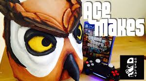 gta 5 owl mask vanoss gaming ace makes youtube