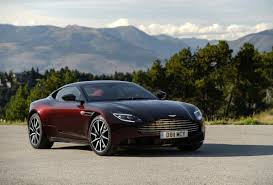 aston martin blacked out 2018 aston martin db11 v8 steals its sibling u0027s show
