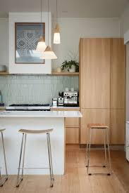 mid century modern kitchen design at home interior designing