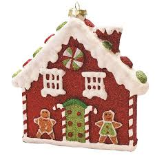 gingerbread house ornament wayfair