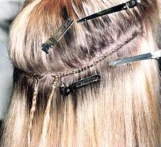 sew in hair extensions different types of hair extensions