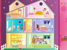 Dolls House Decorating Games Games For Kids Play Now No Registration