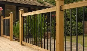 best 25 aluminum deck railing ideas on pinterest metal deck