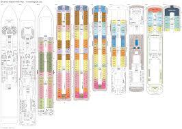 carnival sunshine floor plan seven seas explorer deck plans diagrams pictures video