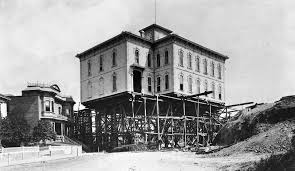 House Plans On Stilts When Buildings Crawled Across Los Angeles Kcet