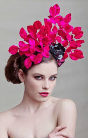 hair accessories melbourne 11 best melbourne cup fascinators and inspiration images on