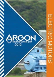 electric motor by argon distributors issuu