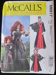 86 Children Halloween Costumes Sewing Patterns Images 12 Projects Images Merida Cosplay