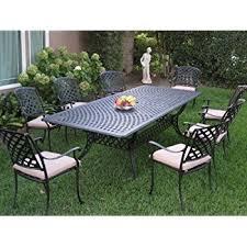 Aluminum Patio Dining Table Cast Aluminum Outdoor Patio Furniture 9
