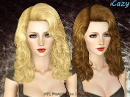 cc hair for sism4 sims 4 female reimagined with cc hair the sims forums