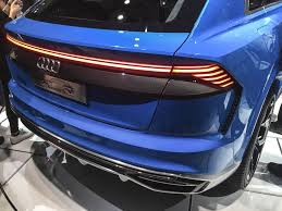 audi detroit audi q8 suv at detroit price specs electric hybrid in