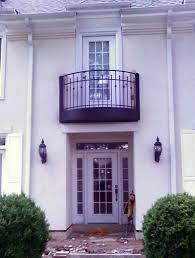 curved wrought iron balcony jpg