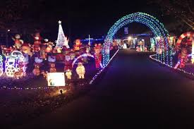 christmas 5 best decorated houses in the usa