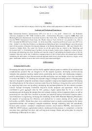 resume u0026 cover letter anas amirah