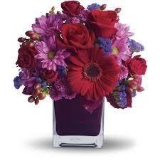 cheap flower arrangements it s my party by teleflora in farmington mo ike s florist