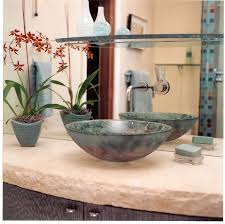 Vanity Top For Vessel Sink Tropical Full Bathroom By Landmark Builders Zillow Digs Zillow