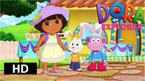 dora the explorer dora the explorer easter full episodes dora u0027s easter basket youtube