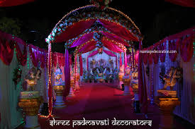 outdoor wedding stage decoration ideas outdoor indian wedding