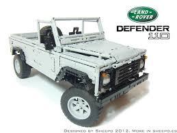 lego toyota karznshit land rover defender lego