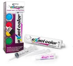 exact color by sashco colored caulk in custom colors