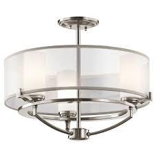 modern semi flush ceiling lights about ceiling tile