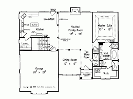 family home floor plans eplans house plan modern family home 2044 square
