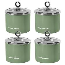 green canisters kitchen cheap 4 1 4l small canister green kitchen storage tea