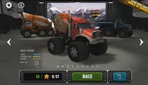 monster truck race videos new racing with monster concrete mixer truck crazy speed and