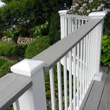 afco aluminum deck railing system decksdirect