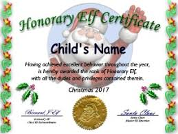 home page santa letters and certificates