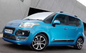 citroen c3 picasso review
