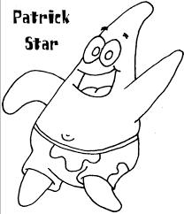 coloring spongebob squarepants christmas pages color
