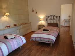 chambre a deux lits chambre d hôtes des secrets