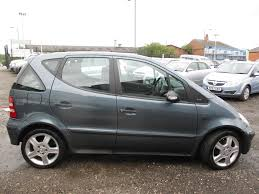 used mercedes benz a class 1 4 for sale motors co uk
