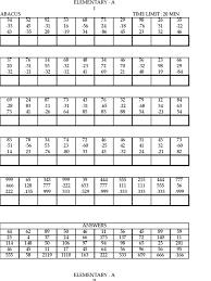 printables abacus worksheets whelper worksheets printables