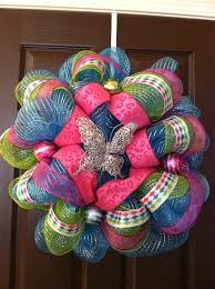 mesh wreaths deco mesh wreaths hometalk