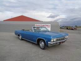 convertible for sale chevrolet impala for sale hemmings motor