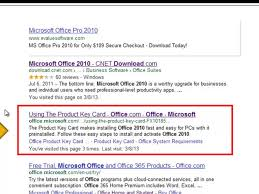 how to recover microsoft office 2010 product key youtube