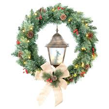 wreaths for sale lighted outdoor wreaths outdoor lighted artificial christmas