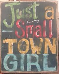 country teenage girl bedroom ideas just a small town girl rustic painted wood sign distressed journey