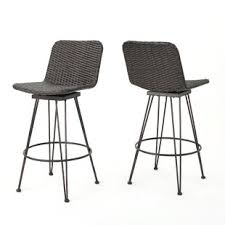 out door bar stools patio bar stools you ll love wayfair