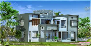 modern house pictures in kerala house and home design